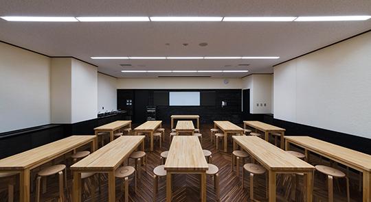 写真:実習室