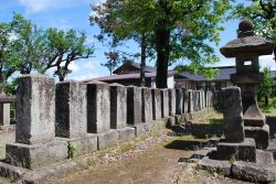特別講座「戊辰戦争の墓碑をたどる」