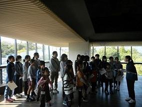 開館1周年 ミュージアムツアー(博物館見学会)~知られざる博物館の秘密~
