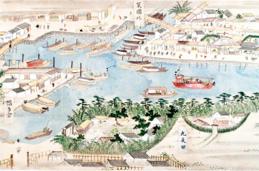 美術工芸講座 第1回「浦戸湾風景 ~市街のにぎわい、近郊へのまなざし~」