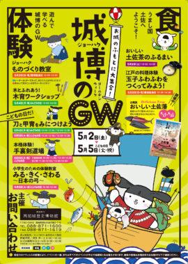 【中止】城博のGW